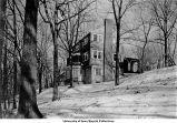 House of Dr. Jean, Iowa City, Iowa, December 3, 1937