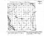 Iowa land survey map of t097n, r016w