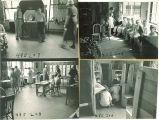 School open house, The University of Iowa, May 1933