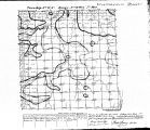Iowa land survey map of t071n, r018w