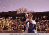 Drake Relays, 1959, Mary Ann Harris