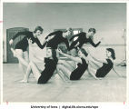Dancers, The University of Iowa, 1940s