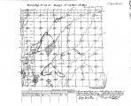 Iowa land survey map of t074n, r039w
