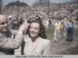 Drake Relays, 1947, Patsy Ruth Hamilton