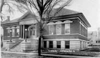 Cresco Public Library, Cresco, Iowa
