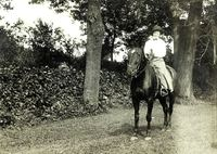 Traveling Horseback Librarian - Miss True