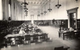 South end of the Periodical Room (Main Reading Room), 1927
