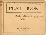 Plat book of Polk County, Iowa