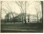 University of Iowa (now Seashore Hall) seen from west, The University of Iowa, 1900s