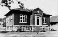 Eldon Public Library, Eldon, Iowa