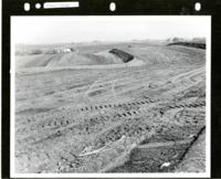 Terracing on Richard Malone's Farm