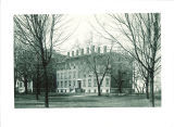 South Hall seen from the northeast, the University of Iowa, 1890s
