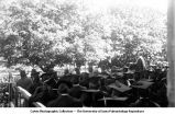 Graduation, The President of the University of Iowa (No. 35)
