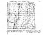 Iowa land survey map of t069n, r036w