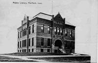 Fairfield Public Library, Fairfield, Iowa