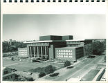 Main Library, the University of Iowa, 1972