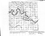 Iowa land survey map of t095n, r008w