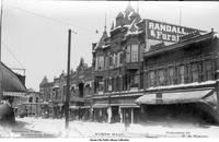 Damon Igou store, 1908