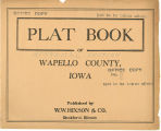 Plat book of Wapello County, Iowa