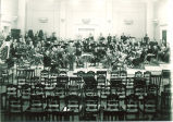 University Orchestra in Old Music Building, The University of Iowa, March 15, 1951