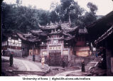 Shrine, China, 1944