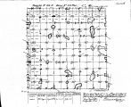 Iowa land survey map of t099n, r029w