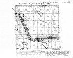 Iowa land survey map of t095n, r032w