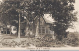 28th Street, H. C. Downing Residence