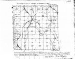 Iowa land survey map of t072n, r043w
