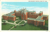 University of Iowa Hospitals and Clinics, the University of Iowa, 1940s?