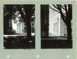Southeast corner of Jessup Hall, the University of Iowa, June 1932