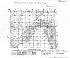 Iowa land survey map of t100n, r004w