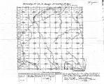 Iowa land survey map of t070n, r022w