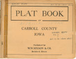 Plat book of Carroll County, Iowa