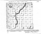 Iowa land survey map of t071n, r041w