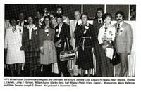 1979 White House Conference Delegates