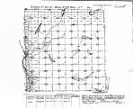 Iowa land survey map of t095n, r028w