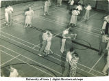 Coed dance, The University of Iowa, 1938