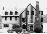 Sigma Pi Fraternity house, Iowa City, Iowa, ca. 1980