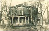 Ella L. Mark's house, Iowa, 1908