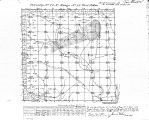 Iowa land survey map of t070n, r010w