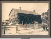 Farm manager home, Homestead, Iowa, 1900s