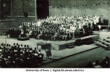 Convocation, The University of Iowa, 1930s?