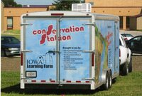 2010 - Fair Booth Conservation Station Trailer