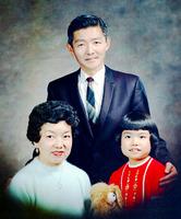 Rev. Dan Ogata Family