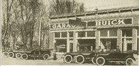 Buick Garage Site 1920's