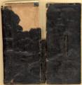 Civil War Diary of James Robertson, 1861 account book & diary