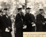 1936 Drake Commencement