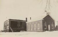 Garnavillo School - 1922 view 3