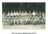 Iowa baseball team, The University of Iowa, 1920s